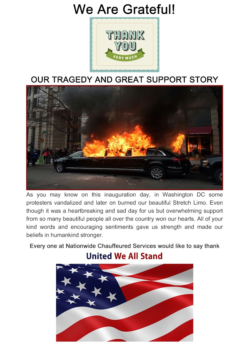 Nationwidecar Tragedy and Great Support Story