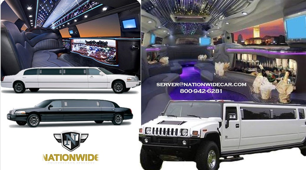 DC Limo Party Bus Rental