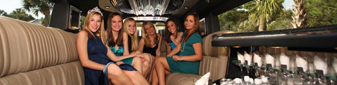 Bachelorette Party Limos