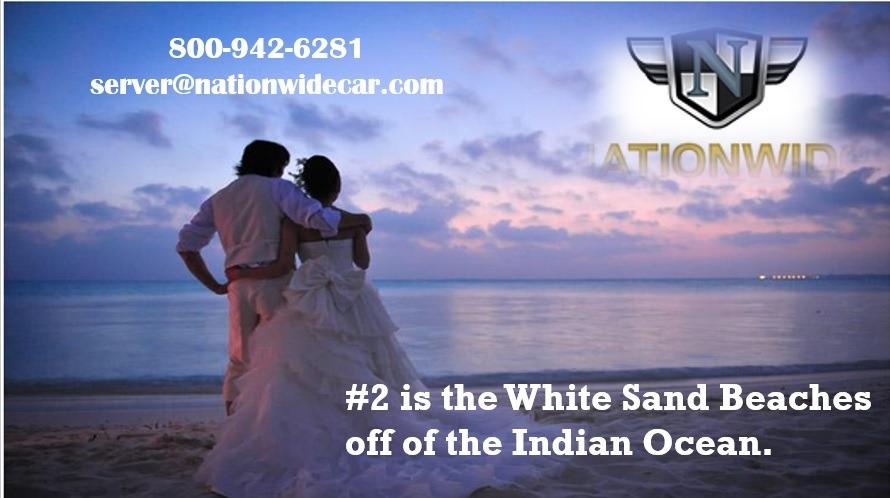White Sand Beaches Wedding