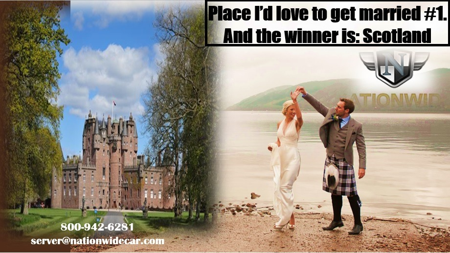 And the winner is Scotland