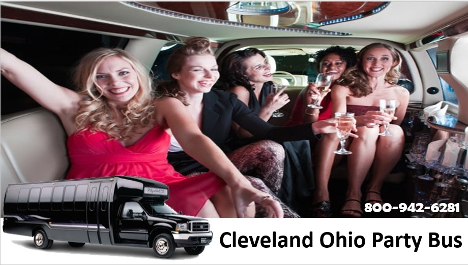 Party Bus Cleveland Ohio