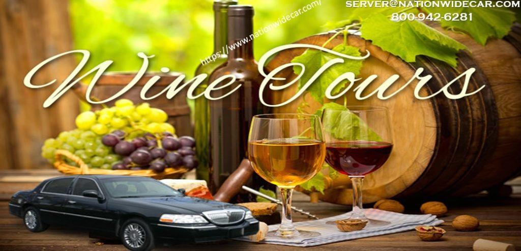Winery Tours Near DC