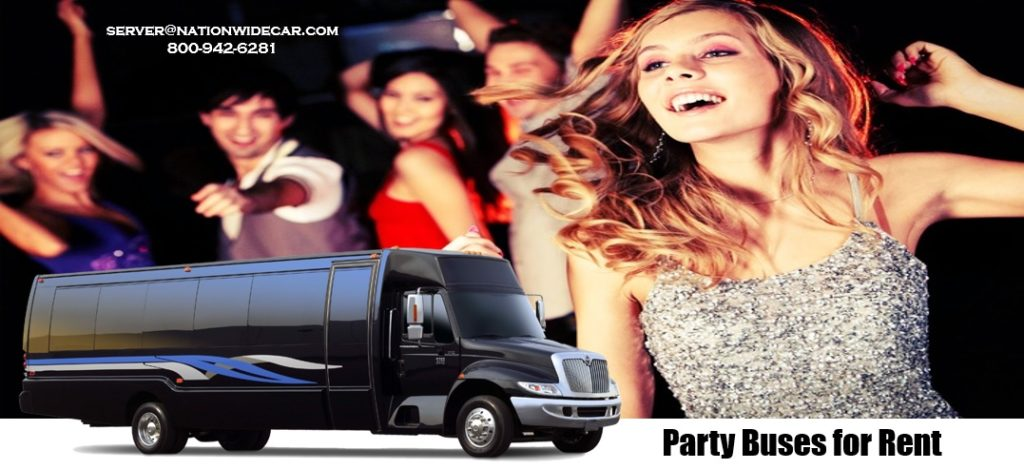 How to Rent a Party Bus