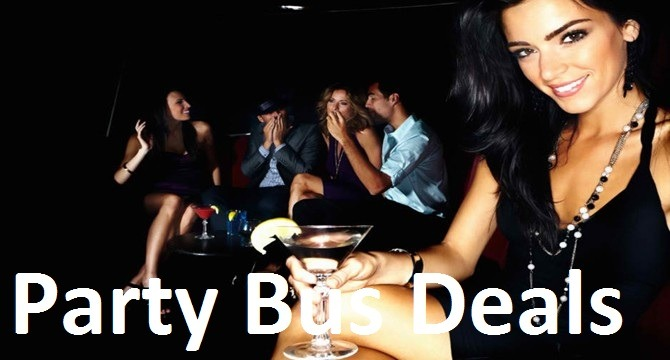 Party Bus Deals