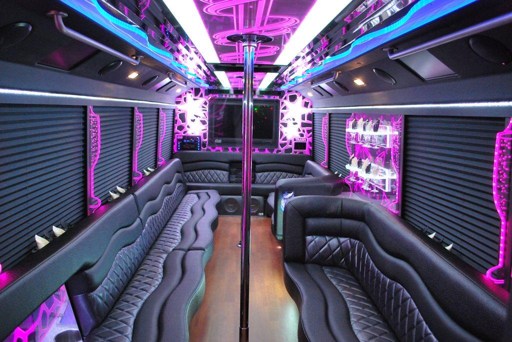 Milwaukee Party Bus