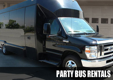 Party Bus Lincoln Nebraska