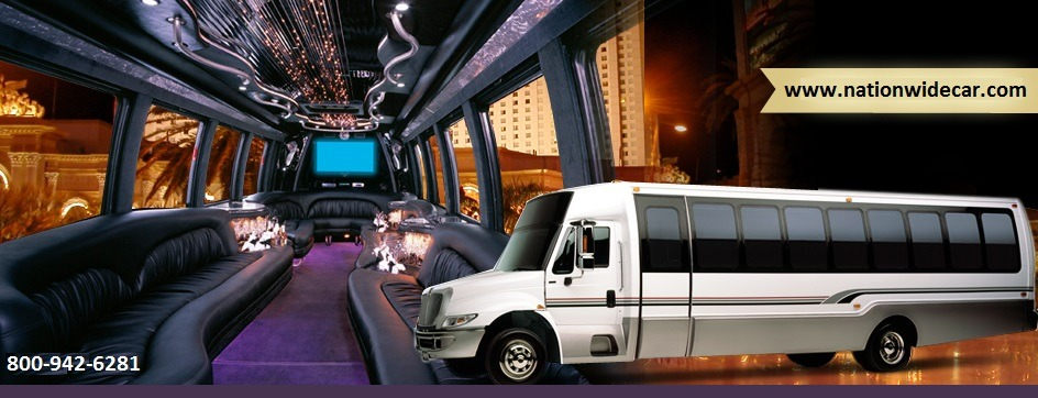 Milwaukee Bus Rental Service