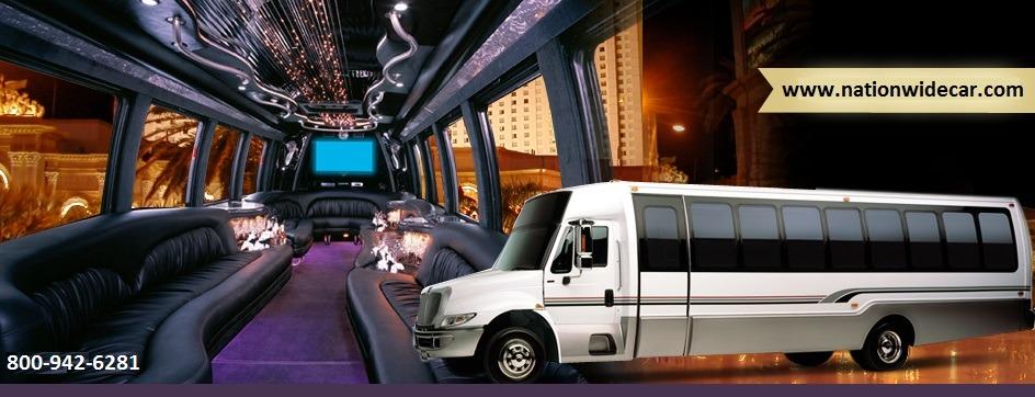 Party Bus Rentals in Shreveport