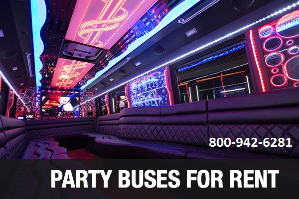Cheap Party Bus Charleston SC