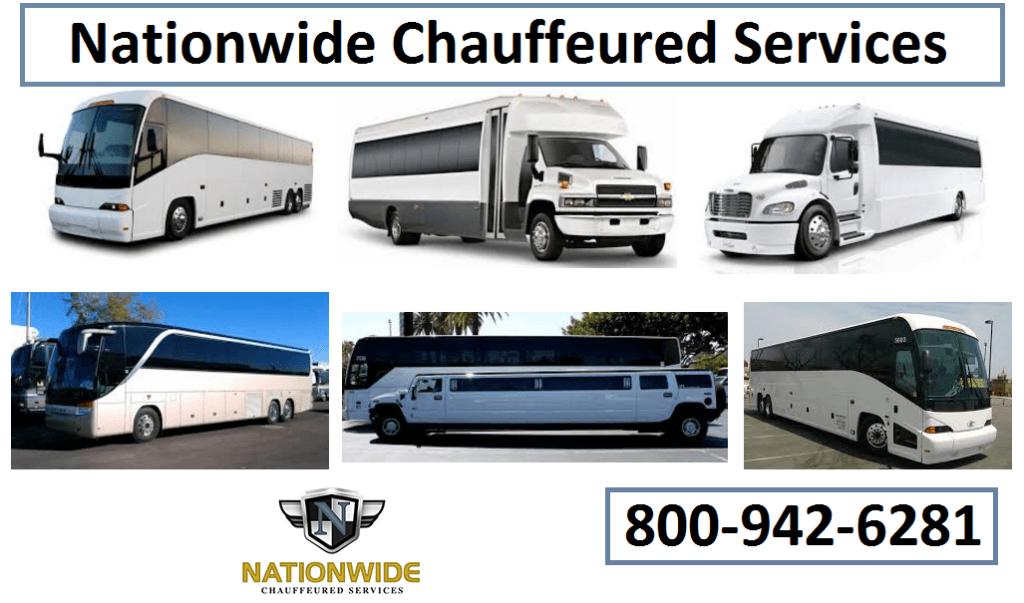 Kansas City Party Bus Rentals