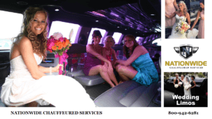 NJ Wedding Limo Service