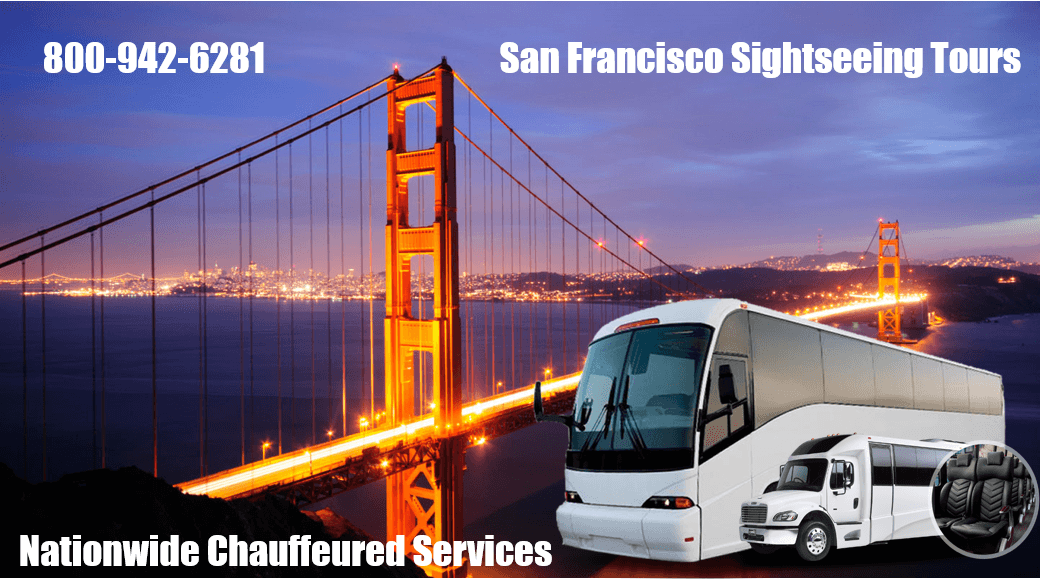 San Francisco City Bus Tours