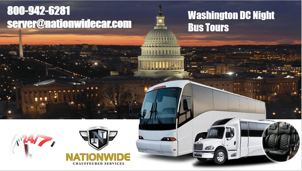 Washington DC Bus Tours