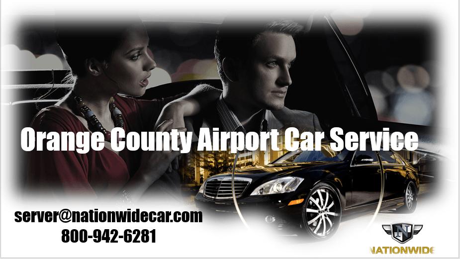 OC Airport Car Service