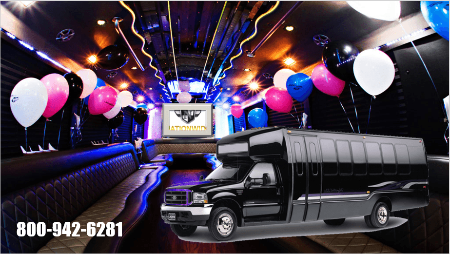 Boston Party Bus Rental