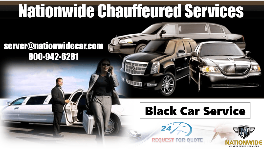 Black Car Service DC
