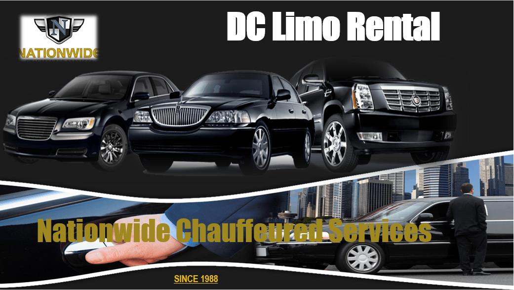 Washington DC Limo Rental