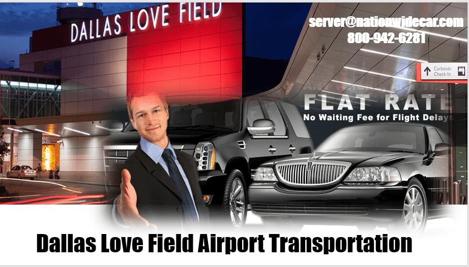 Dallas Love Field Airport Transportation