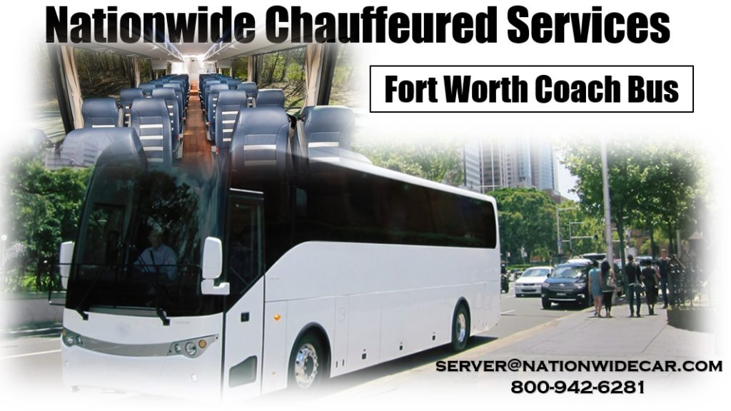Ft Worth Coach Rental