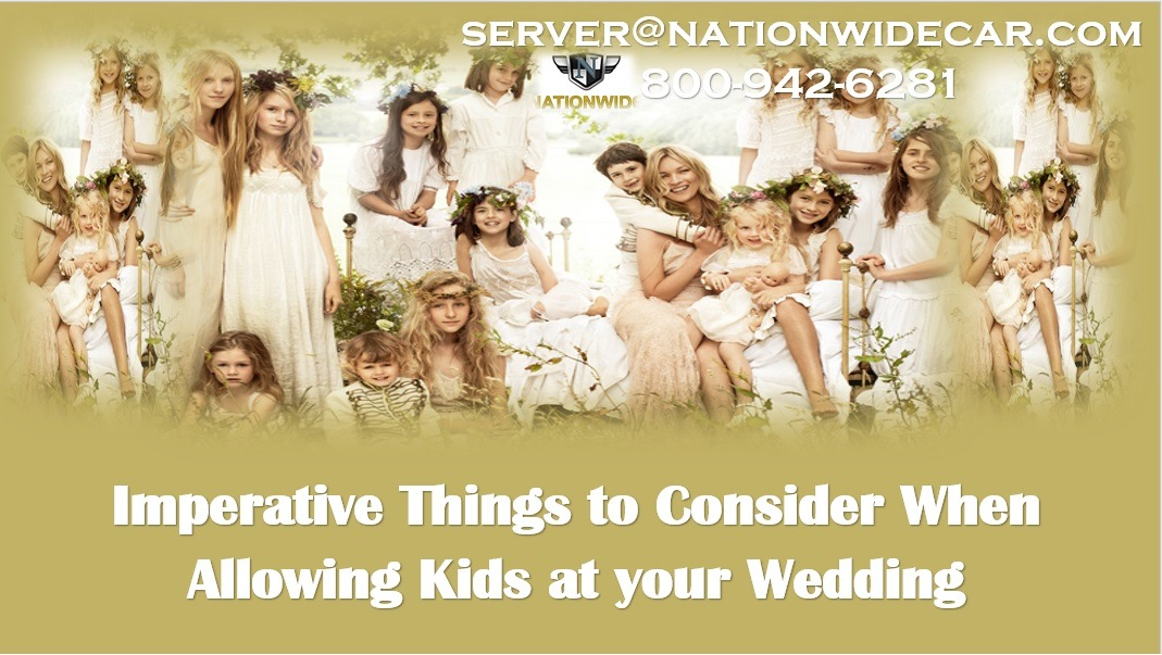 Black Car Service for Wedding