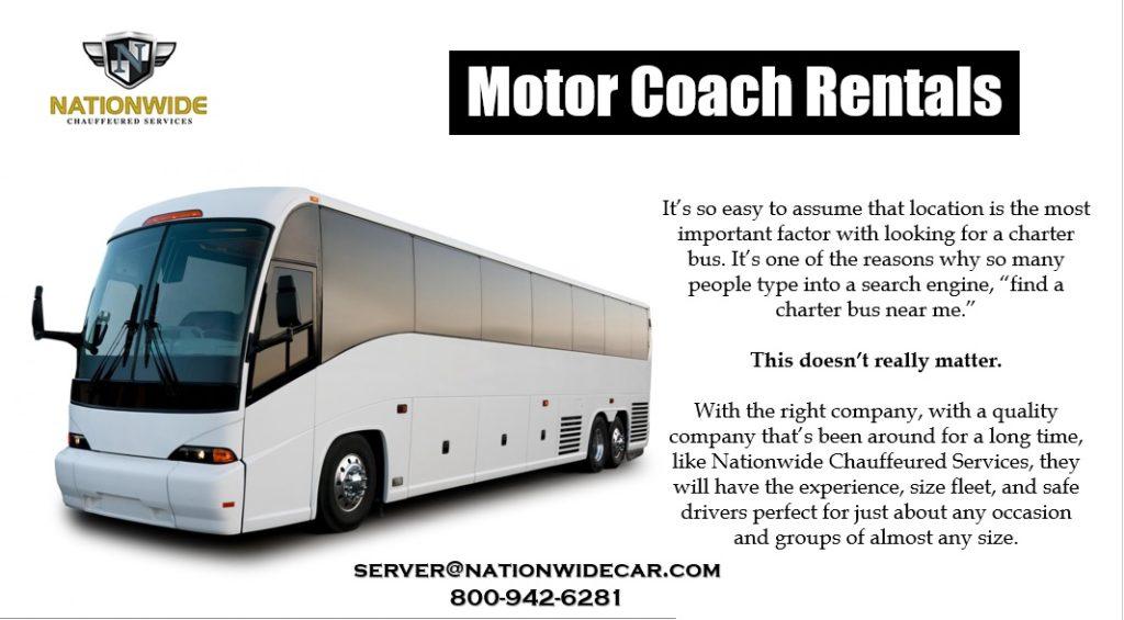 Motor Coach Service