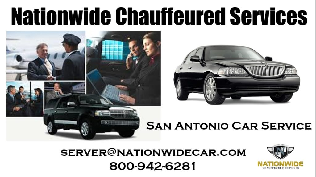 San Antonio Executive Car Service
