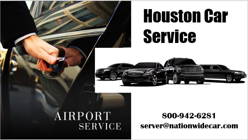 Houston Car Service Near Me