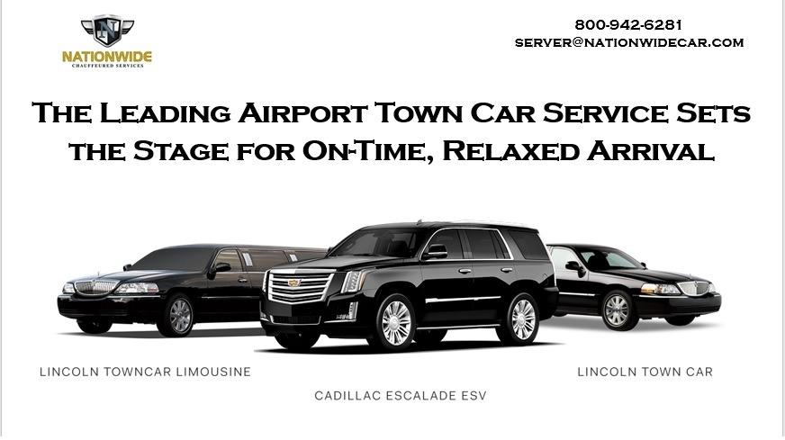 Airport Town Car Service