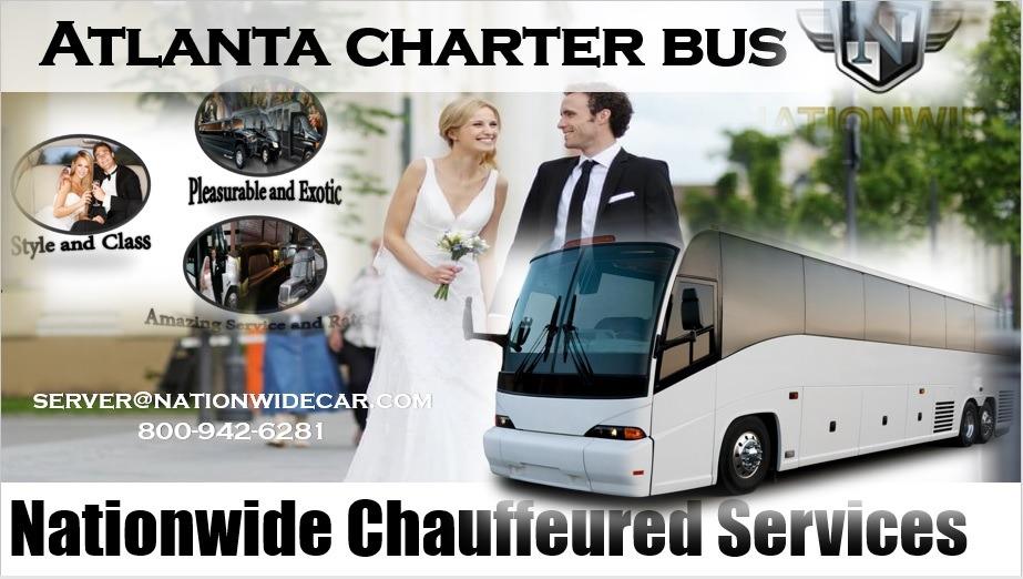 Atlanta Charter Bus Rental