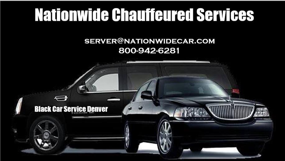 Executive Car Service Denver