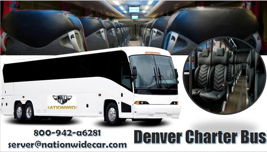 Mini Bus Rental Denver