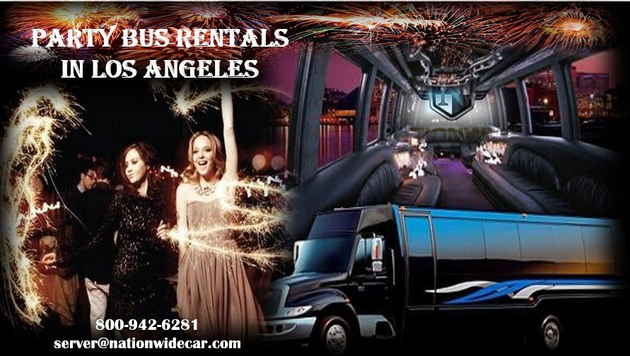 Party Bus LA