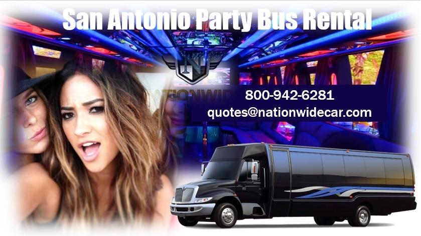 Party Bus San Antonio