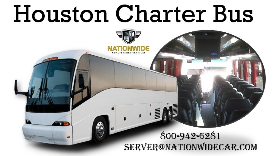 Charter Bus Rental Houston