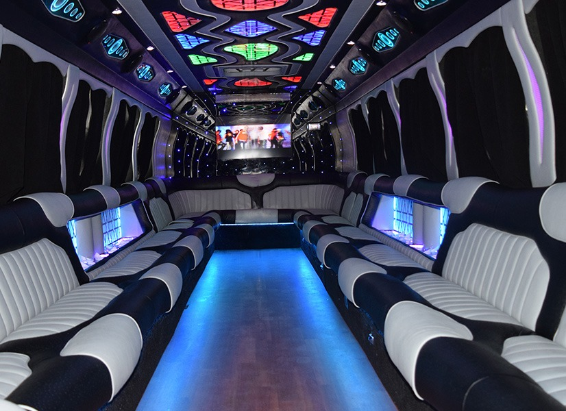Best Party Bus Rental Dallas