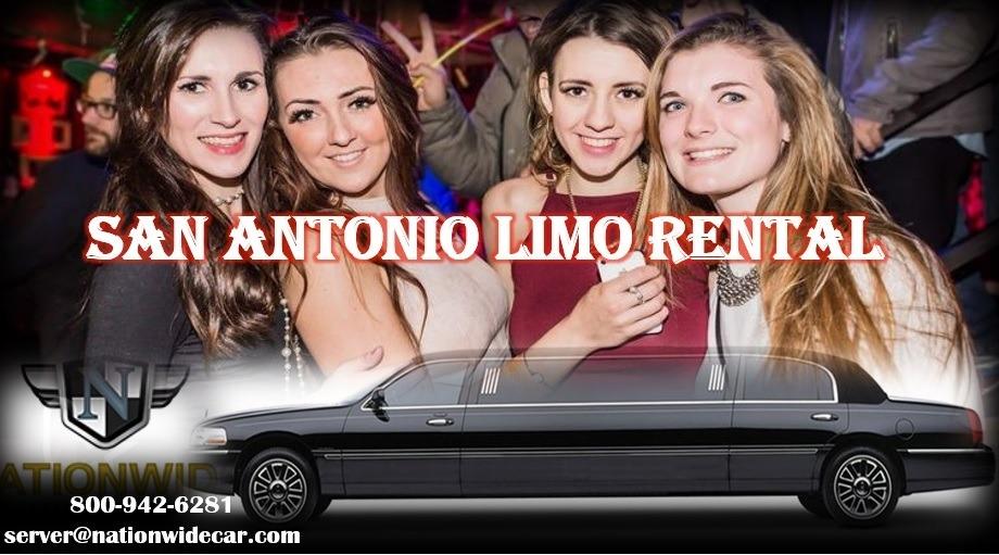 San Antonio Limo