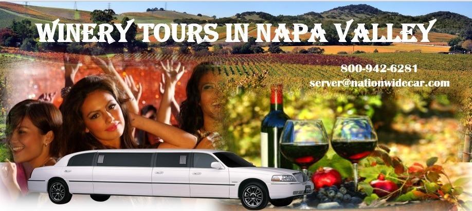 Wine Tasting Tours in Napa