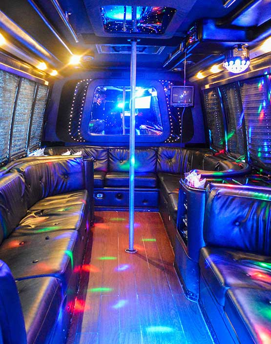 Cheap Party Buses in Minneapolis
