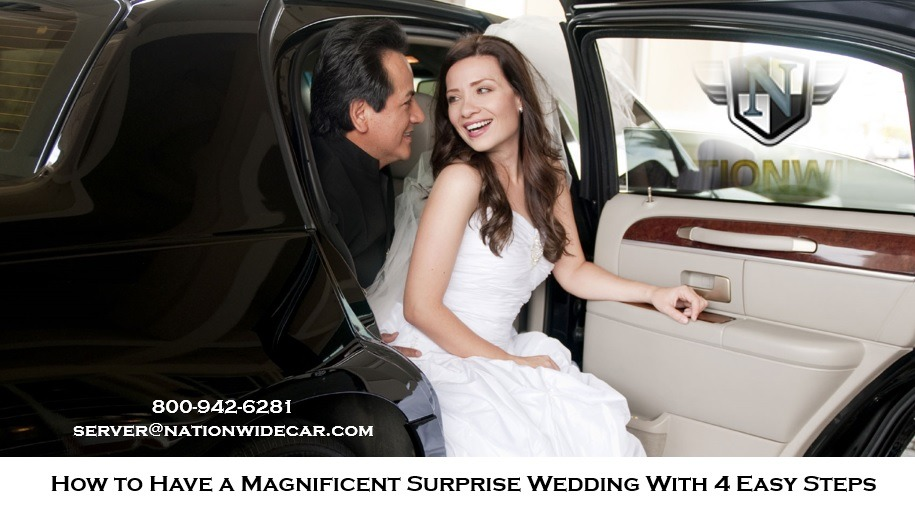 5 Fantastic Reasons to Hold a Surprise Wedding
