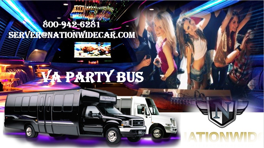 Party Bus Northern Virginia