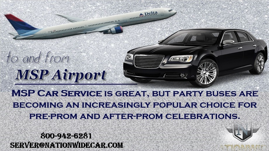Car Service from MSP