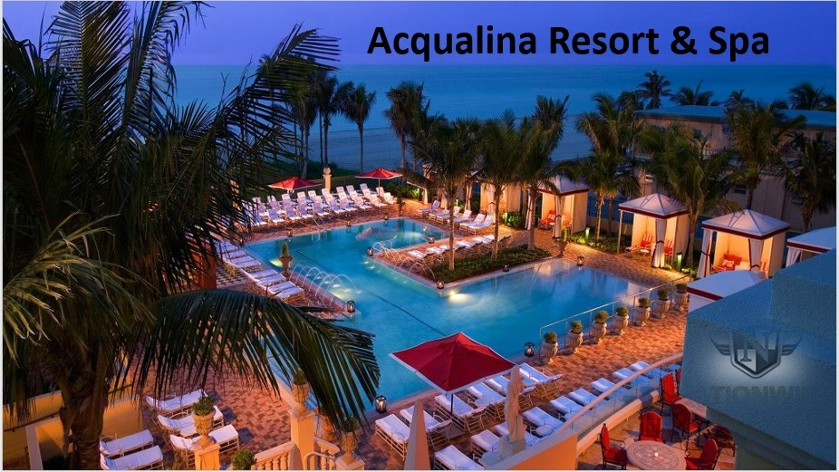 what Acqualina Resort & Spa does