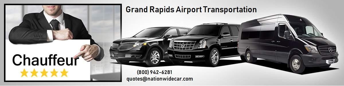 Private Car Service Grand Rapids