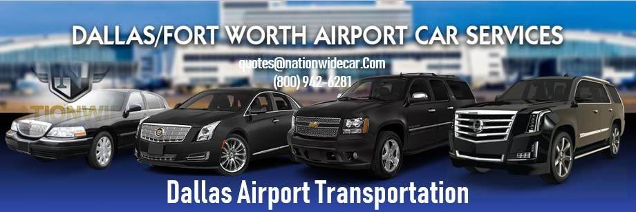 Cheap Airport Car Service Dallas