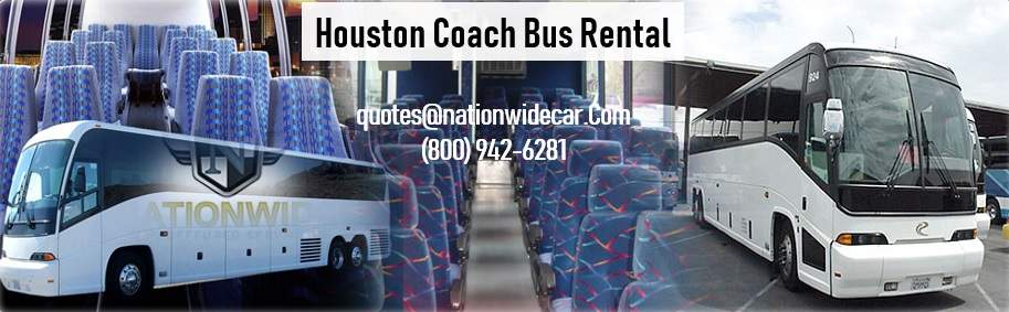 Houston Charter Bus Service
