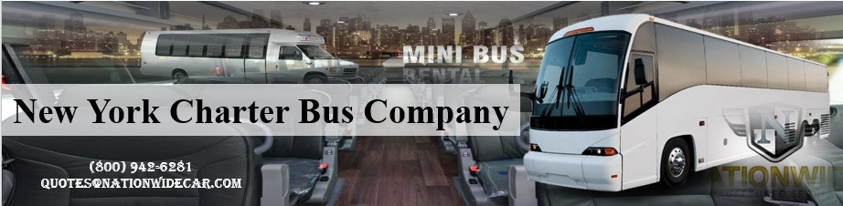 Charter Bus Company New York