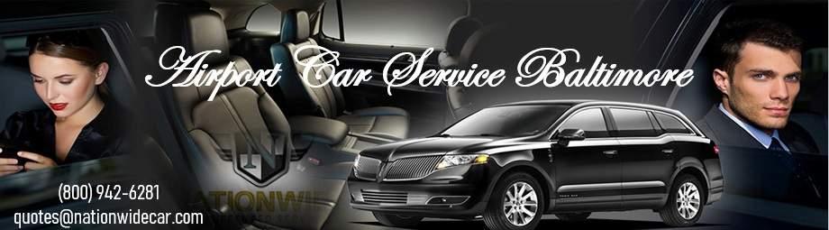 Black Car Service Baltimore