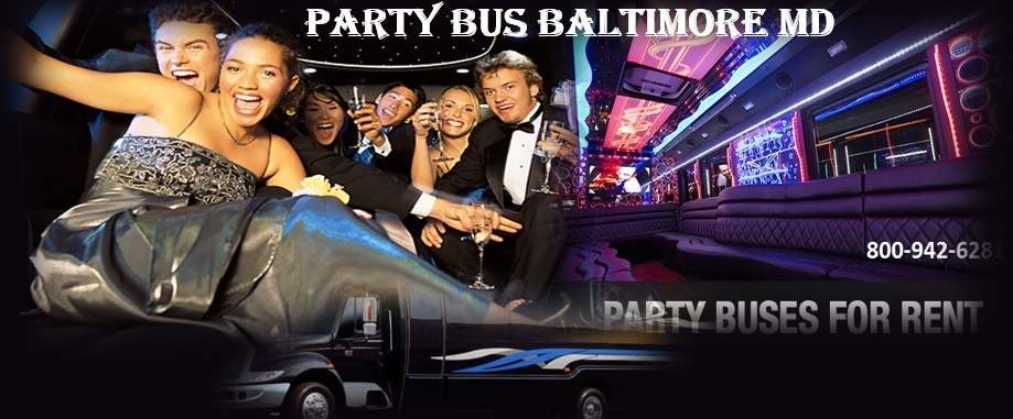 Cheap Party Bus Baltimore MD