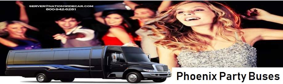 Phoenix Party Bus Rentals